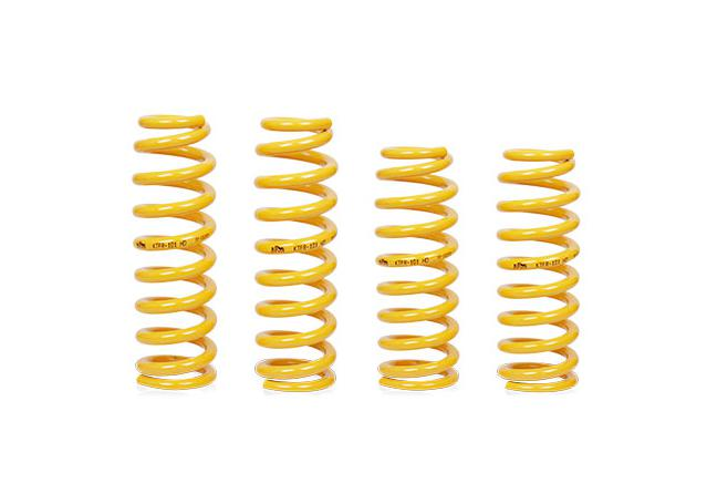 Choosing the Right Coil Springs